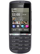 Nokia Asha 300 Cell Phone