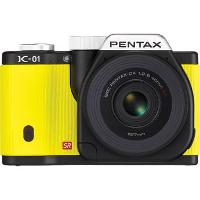Pentax K-01 Body Only Light Field Camera