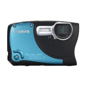 Canon PowerShot  D20 Waterproof Light Field Camera