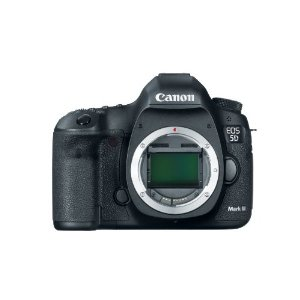 Canon Eos 5D Mark III Light Field Camera