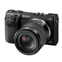 Sony NEX-7K Light Field Camera