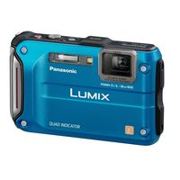 Panasonic Lumix DMC-TS4 / DMC-FT4