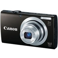 Canon PowerShot A2400 IS Light Field Camera