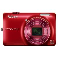 Nikon COOLPIX S6300 3D Light Field Camera