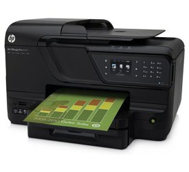 Hewlett Packard OfficeJet Pro 8600 Plus All-In-One InkJet Printer