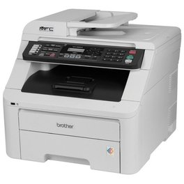 Brother MFC-9325CW All-In-One Laser Printer
