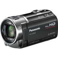 Panasonic HC-V700 Flash Media 3D Camcorder