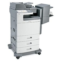 Lexmark X792DTPE All-In-One Laser Printer