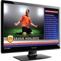 "ViewSonic VT2405LED 24"" LCD TV"