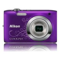 Nikon Coolpix S2600 Light Field Camera