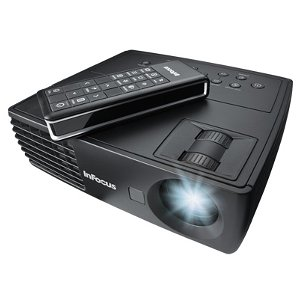 InFocus IN1112 3D Projector