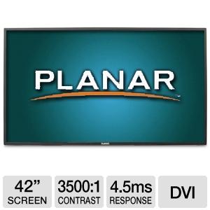 Planar PY4200 LCD TV