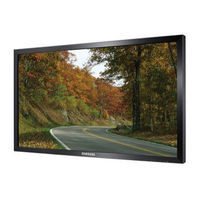 Samsung 650FP LCD TV