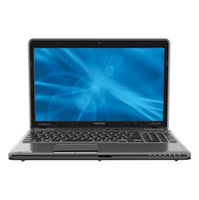 Toshiba Satellite P755-S5182 PC Notebook