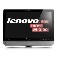 Lenovo IdeaCentre B520 31111MU 23-Inch All-In-One Desktop (Black)