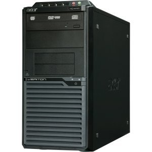 Acer Veriton Vm2610-ug850w Desktop Pc, Pentium G850 2.9 Ghz, 4gb Ddr3, 250gb Hdd