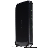 NETGEAR WN2500RP Universal Dual Band WiFi Range Extender, 4-port WiFi Adapter (WN2500RP100NAS) Repeater