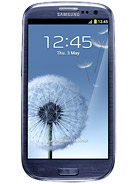Samsung I9300 Galaxy S III International Version