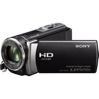 Sony Handycam HDR-CX190/B (8 GB) High Definition Camcorder