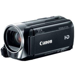 Canon Vixia HF R30 Camcorder