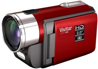 Vivitar DVR 528 Camcorder