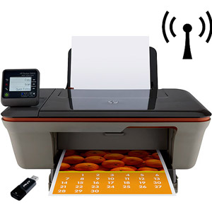 Hewlett Packard DeskJet 3051A Printer