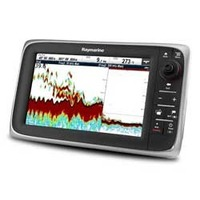Raymarine c97 - 9 in. GPS Receiver