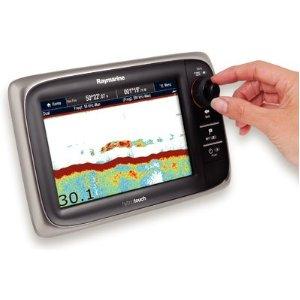 Raymarine e7D GPS Receiver
