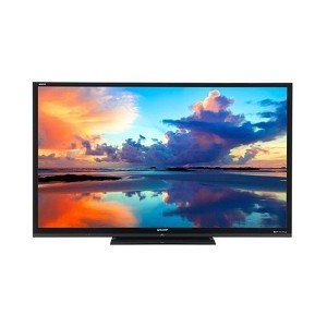 "Sharp LC-80LE844U 80"" 3D LCD TV"