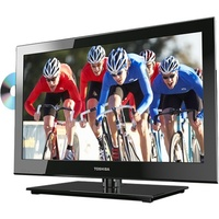 "Toshiba 24V4210U 24"" HDTV LED TV/DVD Combo"