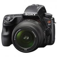 Sony SLT-A37K Digital Camera with 18-55mm lens