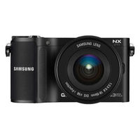Samsung NX210 3D Digital Camera