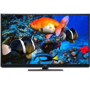 "Sharp AQUOS LC-60LE745U 60"" LED TV"