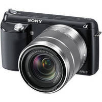 Sony NEX-F3K/B 3D Digital Camera with 18-55mm lens