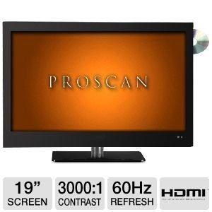 "Proscan PLEDV1945A 19"" TV"