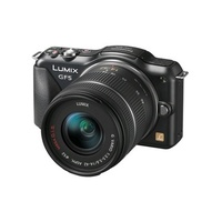 Panasonic Lumix DMC-GF5 3D Digital Camera with 14-42mm lens