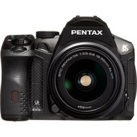 Pentax K-30 Digital Camera with 18-55mm lens