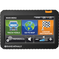 Rand Mcnally TND 720 GPS Receiver