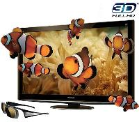 "Panasonic Viera Tc-p50vt20 50"" 3D Plasma TV"