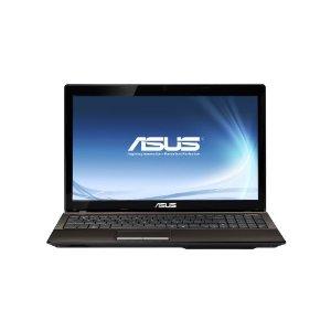 ASUS A53U-EB11 15.6-Inch Laptop (Mocha)
