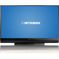 Mitsubishi WD-82742 3D TV