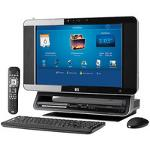 Hewlett Packard TouchSmart IQ770 PC Desktop