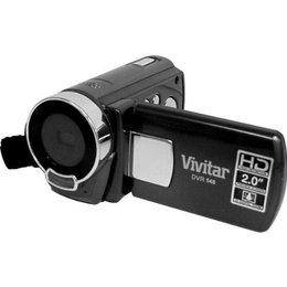 Vivitar DVR 548SHD Camcorder
