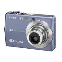 Casio EX-Z600BE Digital Camera