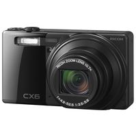 Ricoh CX6 Digital Camera