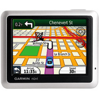 Garmin nuvi 1100LM - 3.5 in. Car GPS Receiver