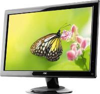 AOC 2436V 24 inch LCD Monitor