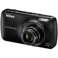 Nikon COOLPIX S800c Digital Camera