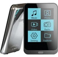 Coby MP823 (4 GB) Digital Media Player