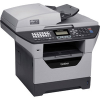 Brother MFC-8690DW All-In-One Laser Printer